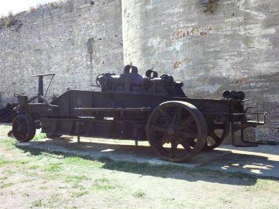 Cimenlik Castle