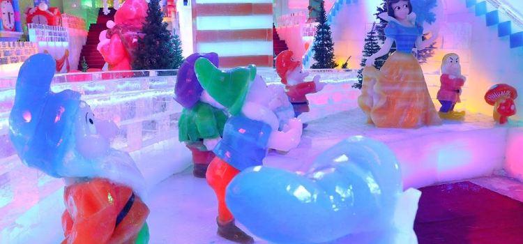 Changjin Ice and Snow World