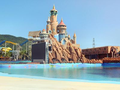 Sanyamenghuan Water Amusement Park