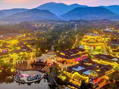 둥팡옌후청(동방염호성)