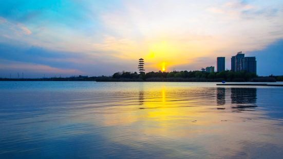 Jiyang Lake Ecological Park