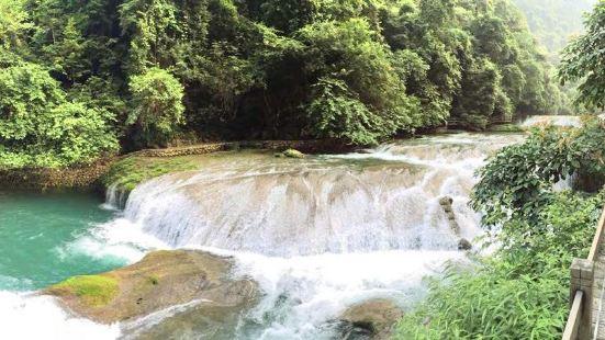 Shuanglong Waterfall