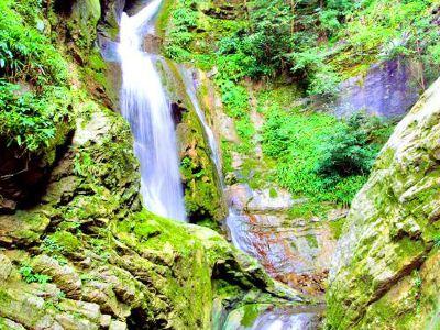 Zhongba Canyon