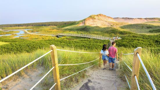 Greenwich, Prince Edward Island National Park