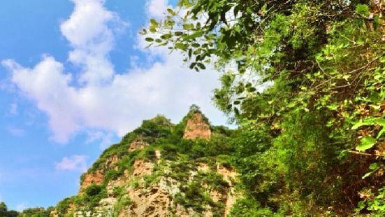 Jiulongtan Natural Scenic Area
