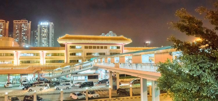 Huanggang Port