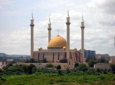 阿布贾国家清真寺-阿布贾-ghhfhyh