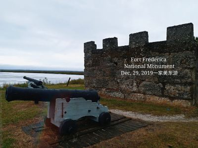 Fort Frederica National Monument