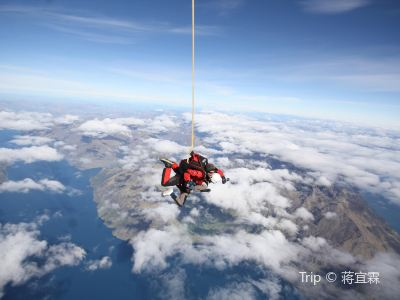 Queenstown NZONE Skydive