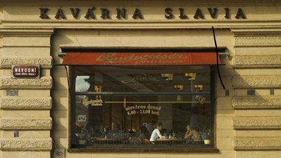 Cafe Slavia