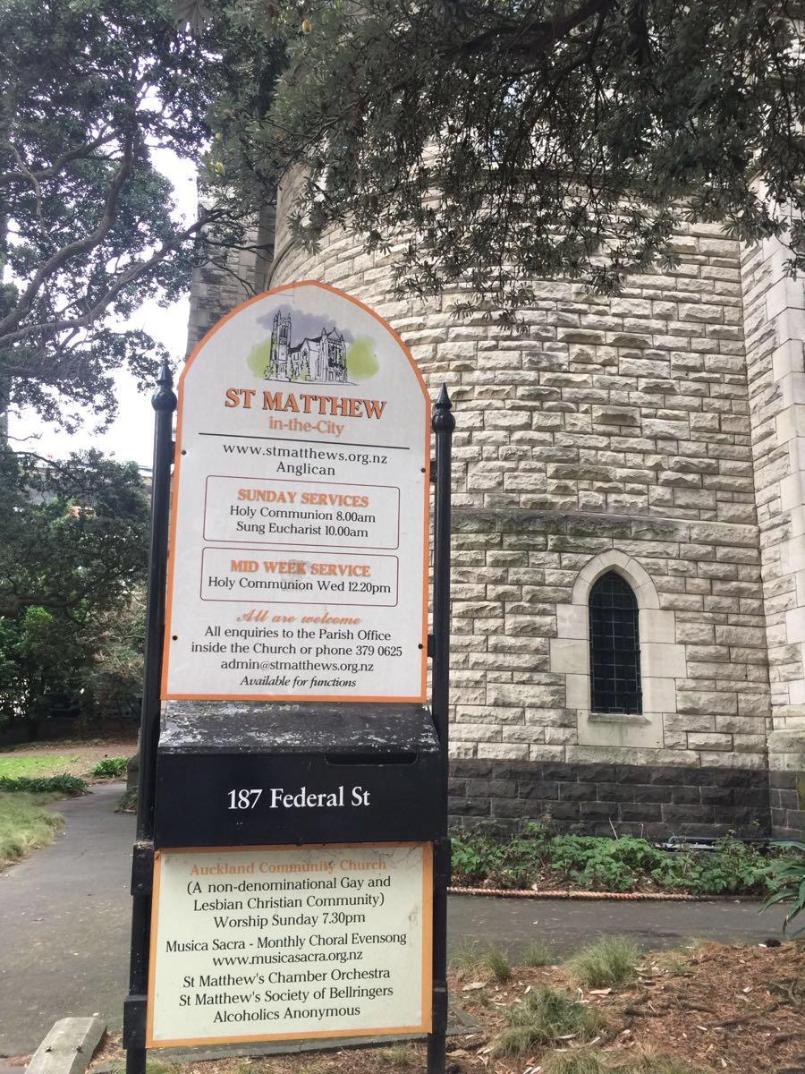 St Matthew-in-the-City Church | Tickets, Deals, Reviews