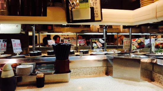 Sushi-Go-Round ( Kaitensushi ) Shintake