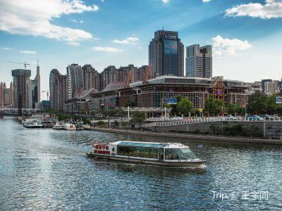 Haihe River Tourism Boat