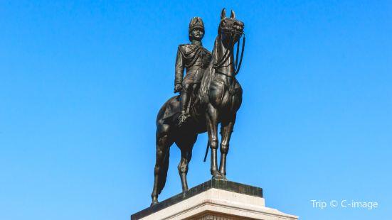 Statue of Rama V