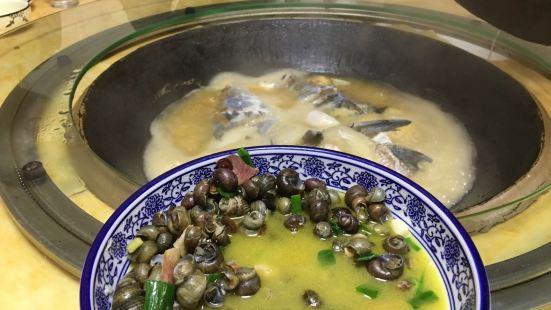 新琴魚館·柴火灶台魚