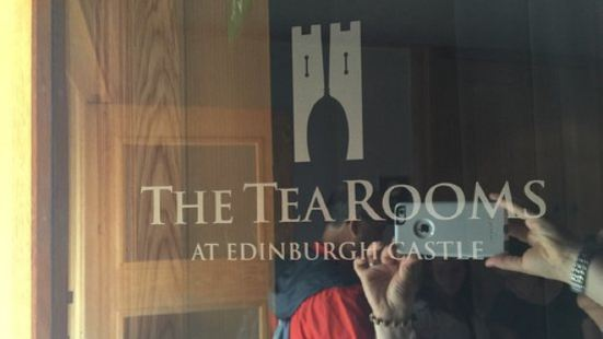 The Tea Rooms at Edinburgh Castle