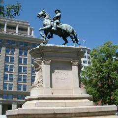 溫菲爾德·斯科特·漢考克雕像用戶圖片