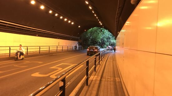 五老峰隧道