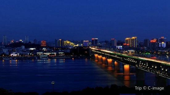 兩江遊覽遊船(漢口粵漢碼頭)
