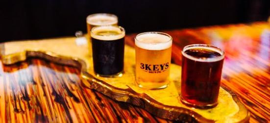 3 Keys Brewing & Eatery