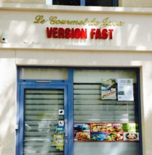 Le Gourmet de Java Version Fast