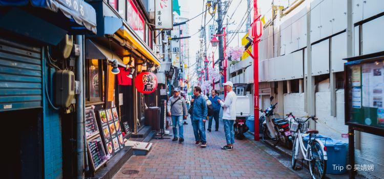 新宿懷舊居酒屋街1