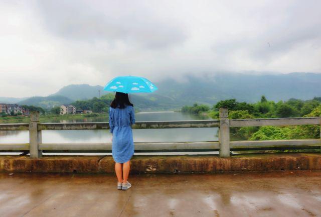 那山那水那人,在聖井山等你