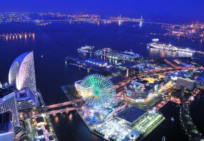 跟著日劇遊橫濱