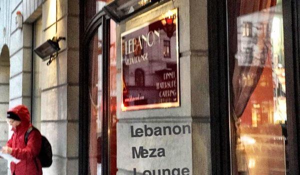 Lebanon Meza Lounge3