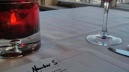 Number 5 Restaurant