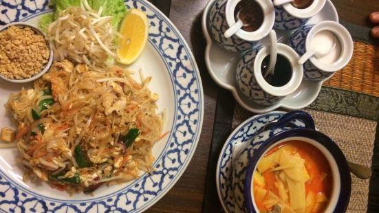 Kaeng喜歡Tom Yum泰國餐廳