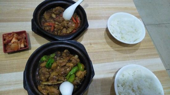 吉香齋黃燜雞米飯(北華東校店)