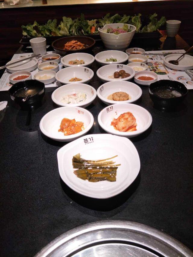 本家韓國料理(漢中路店)