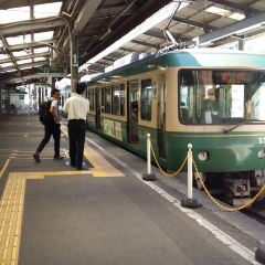 Enoshima Electric Railway User Photo