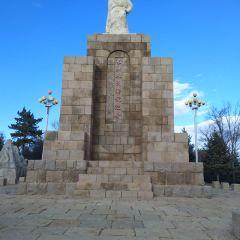 碾子山人民解放紀念碑用戶圖片
