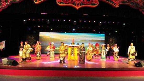 安多藏族遊牧文化風情歌舞晚會