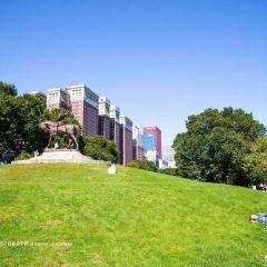 그랜트 공원 여행 사진