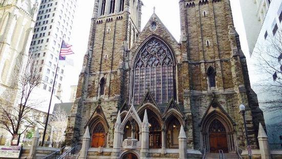 East Liberty Presbyterian Church