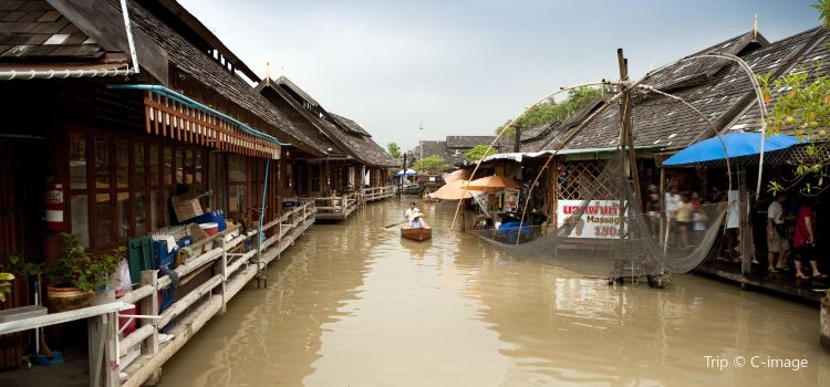 Pattaya Floating Market3
