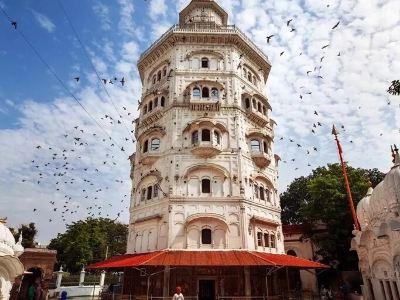 Gurudwara Baba Atal Sahib