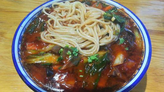 聚鼎旺牛肉麵館(綠色家園店)