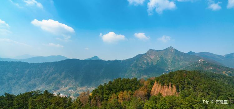 衡山風景名勝區2