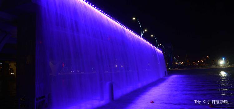 있는 두바이 운하2
