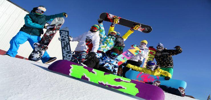 Panshan Ski Resort