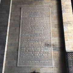 Mausoleum for former Turkish leader User Photo