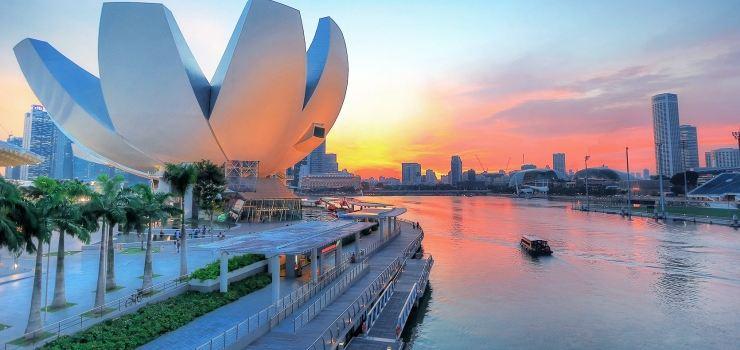 新加坡藝術科學博物館2