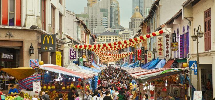 싱가포르 차이나타운1