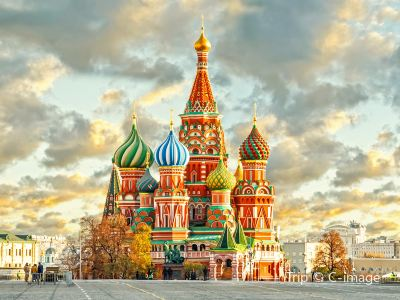 The Cathedral of Vasily the Blessed