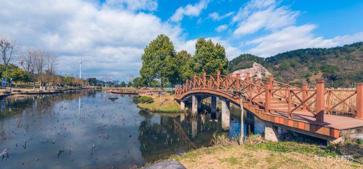 新安江濱水旅遊景區