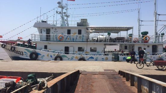 漁人洲碼頭